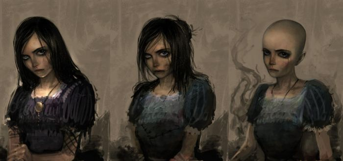 Studies of Alice by SpicyHorseOfficial