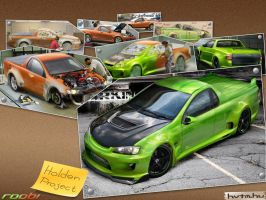 Holden Project by roobi