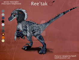 Ree'tak - Flash Friday Auction CLOSED by Nala15