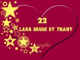 22 larg brush by 7nany