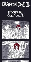 DAII - Resolving Conflicts by xMarsXXX