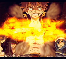Fairy Tail 386 The Game Starts Burning by IITheYahikoDarkII