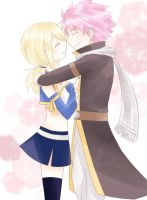 Art trade: Nalu by Ur-Style
