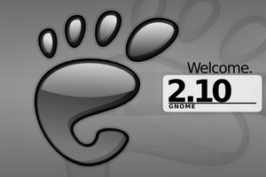 Gnome 2.10 - 1 by Chromakode