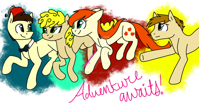 The Four by TheMegaNut