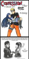 Naruto's confession short-comic (the Last) by WendyUchiha