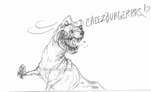 CheezBurgerrrs!? by theanimejump