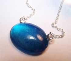Necklace: Mermaid's Tale by Bright-Circle