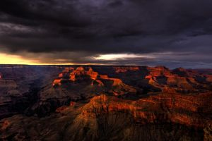 Grand Canyon II by MatthiasDO