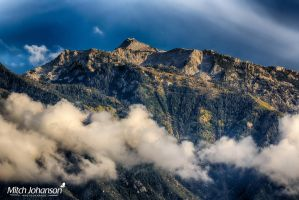 High Above the Clouds HDR by mjohanson