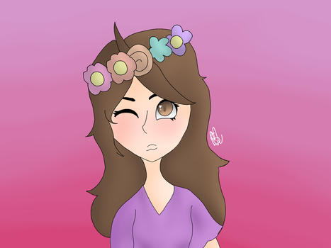 Jaidenanimations fanart by StickerStickyStick