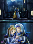 After the years - FF IV by Azurelly