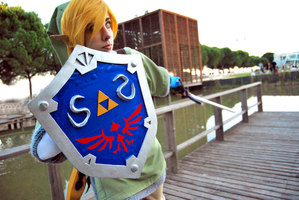 LoZ: Skyward Sword - Hero of the Sky by NexitahInnocentLover