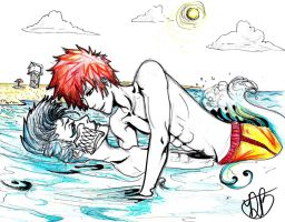 GrimmIchi Summer 2 by minsra