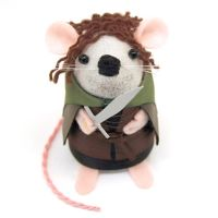Aragorn Mouse by The-House-of-Mouse