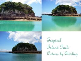 Pacific Island Pack by Otter-stock