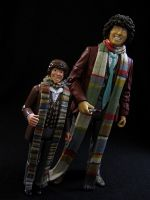 Dapol and Character Options: 4th Doctor by Police-Box-Traveler