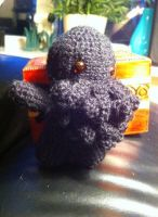 Cutethulhu Black by Sigilien