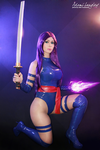 Psylocke Cosplay by adami-langley