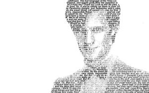 Matt Smith text art by hungaryoak