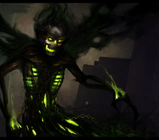 Green Wraith by Snook-8