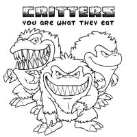 Critters by fryguy64