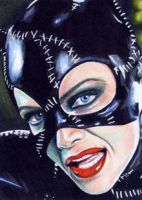 Catwoman - Michelle Pfeiffer 2 by veripwolf