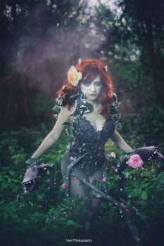 Poison Ivy: A day of reckoning is coming by vaxzone
