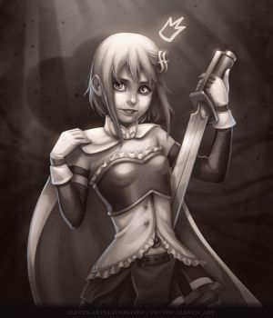 Sayaka by Alkven