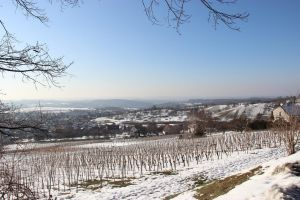 Looking down to Beuren by Vyalia
