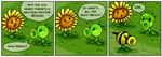 Punny Sunny - Plants vs Zombies - 2 by Nestly