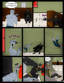 Alfred's Knight Page 18 by clinteast