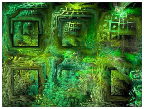 Tripping green by IDeviant