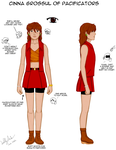 Character Reference Cinna Grossul by SailorEnergy