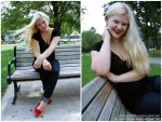 Kadys' Senior Pictures 2 by angelaCRUNK