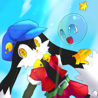 Klonoa by TwillightSoleil
