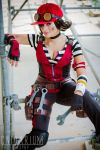 Mechanic Moxxi - PAX South 2 by Enasni-V