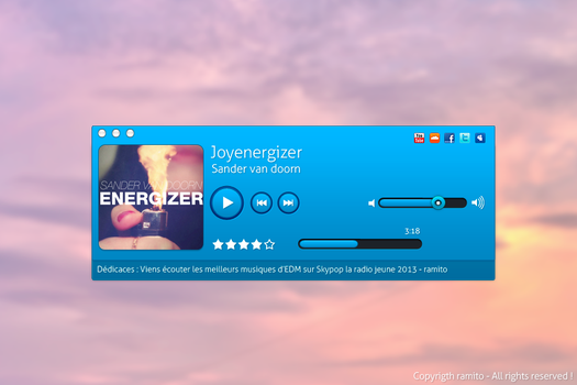 Skypop Player - Sold by crativearch