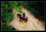 Ride to Malbrouck by severeene