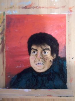 selfpotrait by Uncle-Ernest