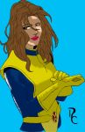 Shadowcat Colored by MadHatter250