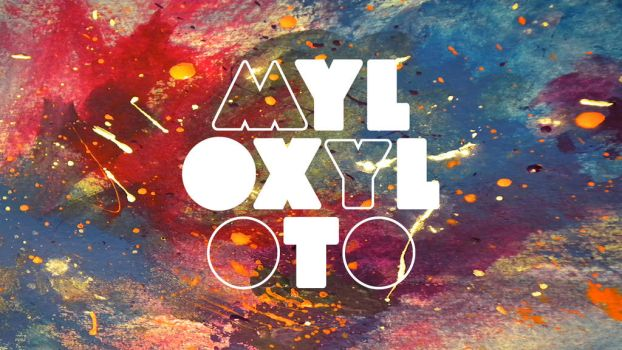 Coldplay - Mylo Xyloto (Alternate Album Cover 3) by rrpjdisc