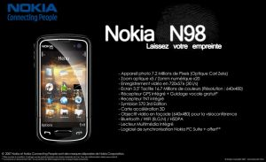 Nokia N98 Concept Design by i-visual