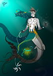 Nereus by Dark-funhouse