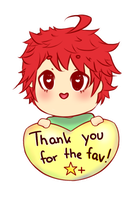 Thanks for fav by Myu-Hime