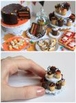 Halloween Treats - Size reference by thinkpastel