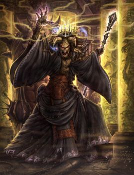 The Vestige Patrons Series - or - How the Warlock Became the