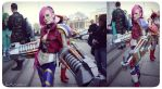 Vi - League of Legends by The-Kirana