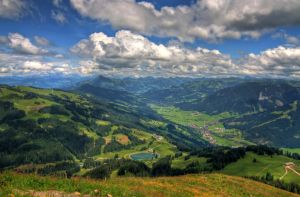 The Alps by deoroller