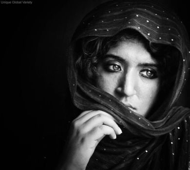 The Oppressed Muslim Girl by TheGlobalVariety